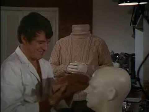 The Invisible Man (1975) - Mask Scene 1
