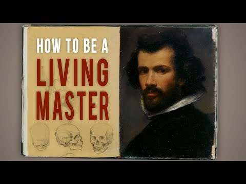 Sketchbook Tour with Cesar Santos - How to Become a Living M