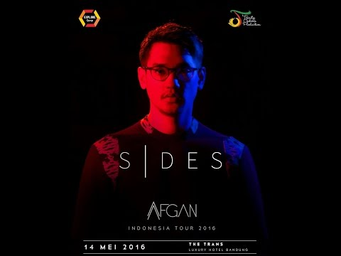 Afgan ft.  Rossa - We Don't Talk Anymore, Konser Afgan SIDES Bandung