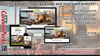 KZN Caravans now has a new and improved website!