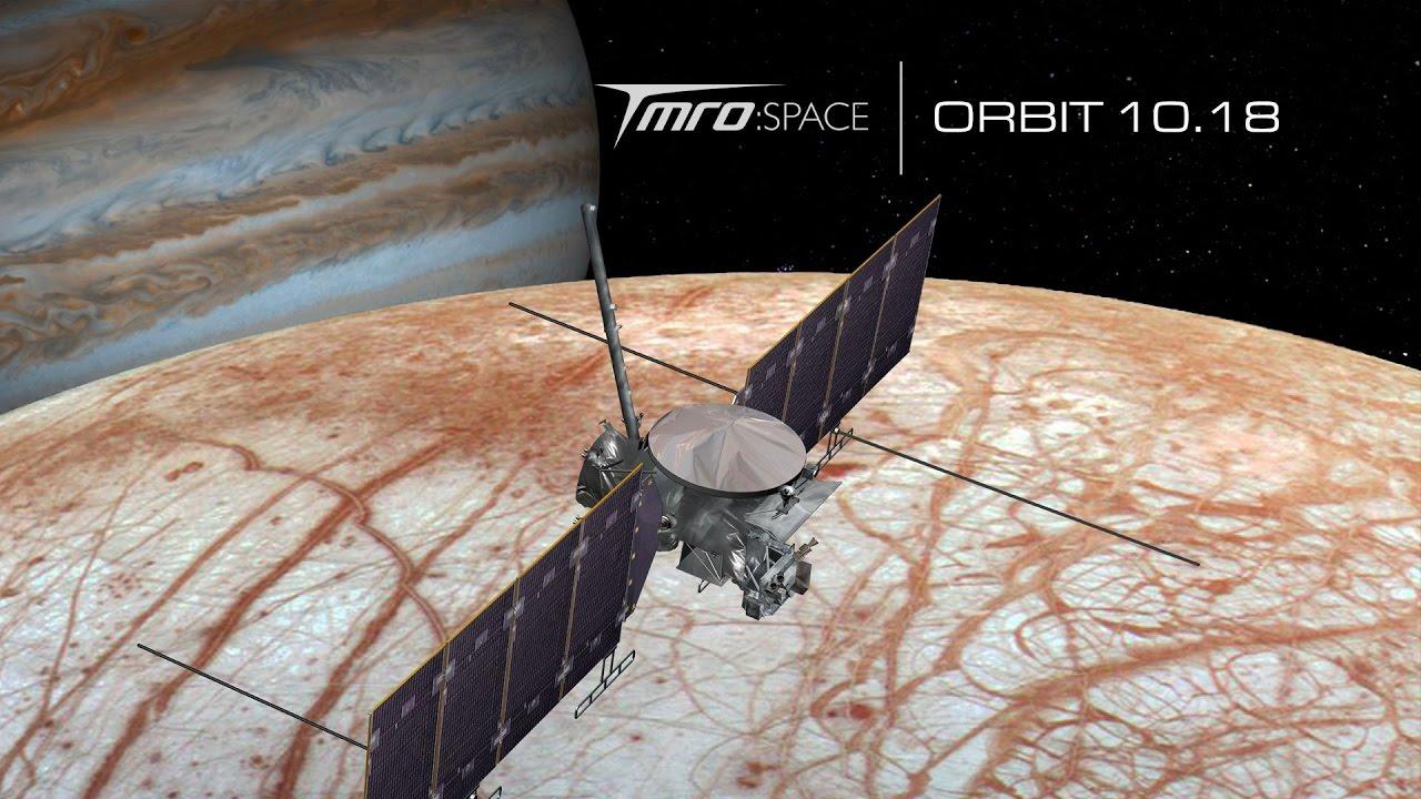 Download TMRO:Space - The Fit Rocket Scientist talks Europa - Orbit 10.18