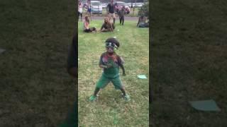 Holi celebration in Auckland on badri Ki dulhaniya song
