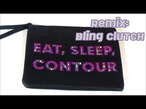 Bling Clutch Bag | Remix