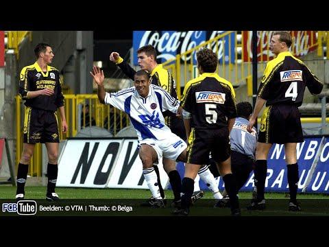 2001-2002 - Beker Van België - 01. 16de Finale - Club Brugge - KVO Aarschot 12-2