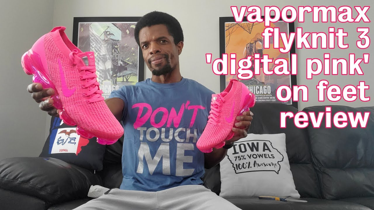 all pink vapormax