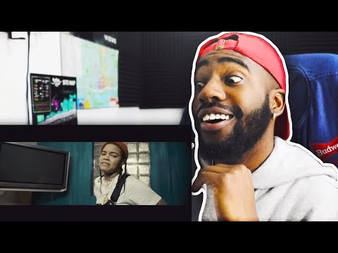 SHE'S BACK?! REACTING TO Young M.A - I Get...
