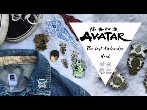 Avatar The Last Airbender Haul //