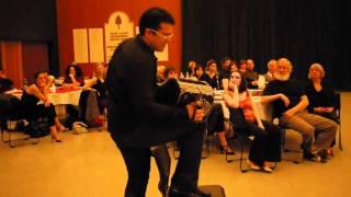 First Dartmouth Tango Festival - Adriana Salgado, Orlando Reyes, Juan Pablo Jofre, Dartmouth Wind S.