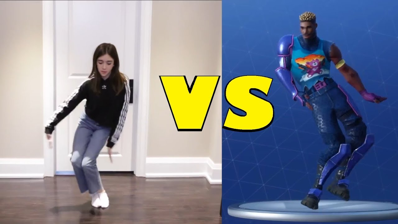 Download BEST OF EH BEE FAMILY FORTNITE DANCE CHALLENGES! - (In Real Life)
