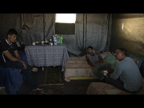 7 jours BFM: Roms, au coeur dun camp - 31/08