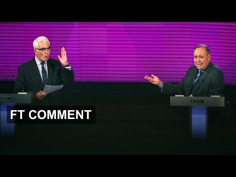 Scottish debate - round two