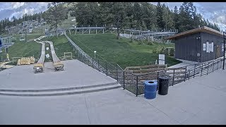 Snow King Cowboy Coaster & Alpine Slide Live Cam - SeeJH.com