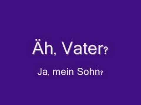 Hans Werner Olm - Schrankdienst