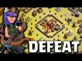 AQ WALK TH10 vs Square Ring Bases 3 Star Attack Strategy | Clash of Clans