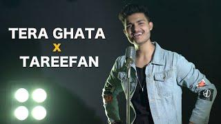 Tera Ghata X Tareefan | 4K Unplugged Song | BADSHAH | SIDDHANT ARORA | Latest Mashup Version 2018