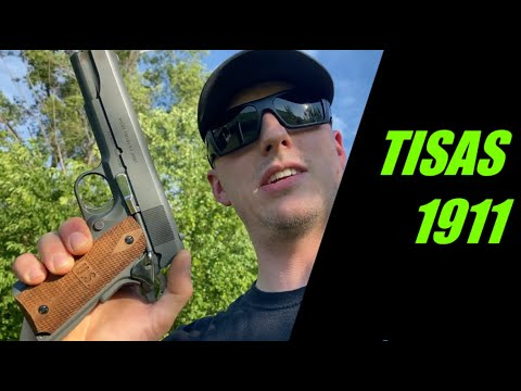 Tisas 1911A1 U.S. ARMY Clone From SDS Imports #1911 #clone #45acp