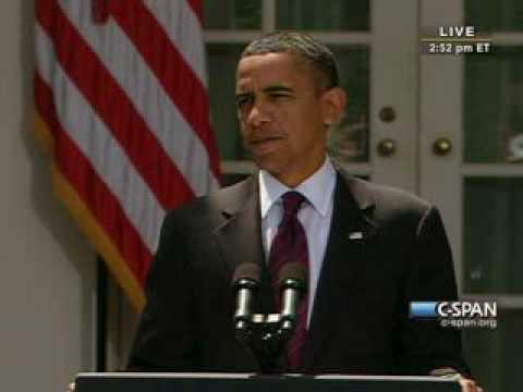 Pr. Obama - Demands Senate Pass Campaign Finance Reform Law