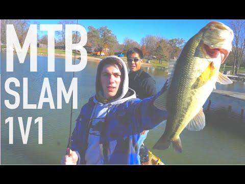 1rod1reelfishing Mtb Slam Edition Bass Fishing
