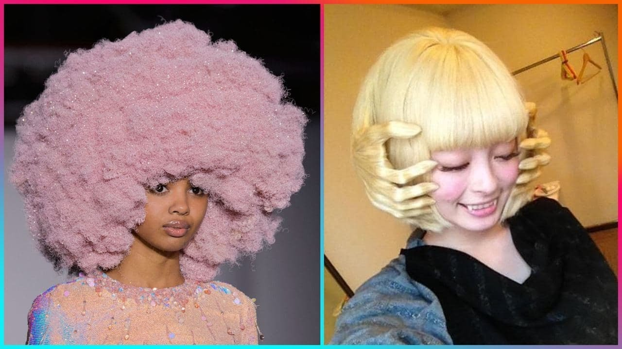 Crazy HAIR Ideas That Are At Another Level