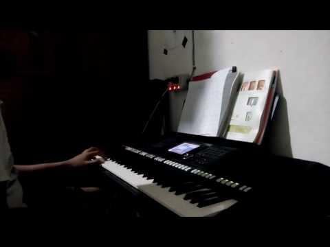 Armada-Buka Hatimu bye rizki nur (cover keyboard)