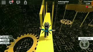Roblox Speedrun 4 [2018] Mobile level 27 - 30