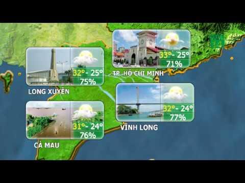 Thời tiết du lịch 16/01/2019: Nam bộ thời tiết đẹp   VTC14