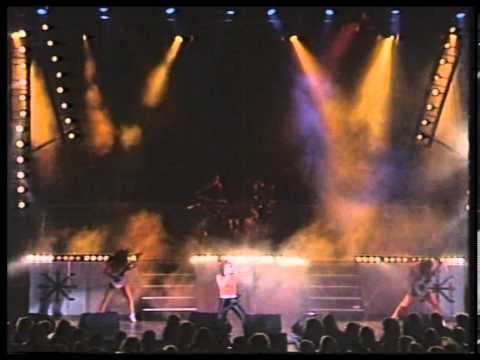 Agent Steel - Mad Locust Rising (Live at Hammersmith Odeon London, 1987)