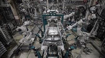 Näin valmistuvat Mercedekset Uudenkaupungin autotehtaalla (Teknavi 2017)