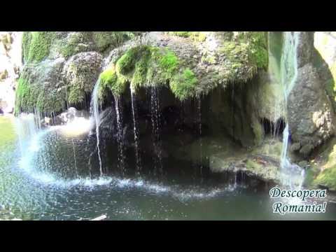 Cascada Bigar - Paradis pe Pamant  || Incredible Romania [4K]
