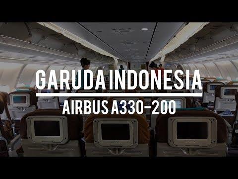 Flight Report | Garuda Indonesia Airbus A330-200 GA314 Jakarta to Surabaya