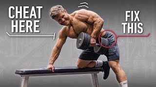 """Cheat To Grow: Build a Thicker Back (Stop Doing Rows The """"Right"""" Way!)"""