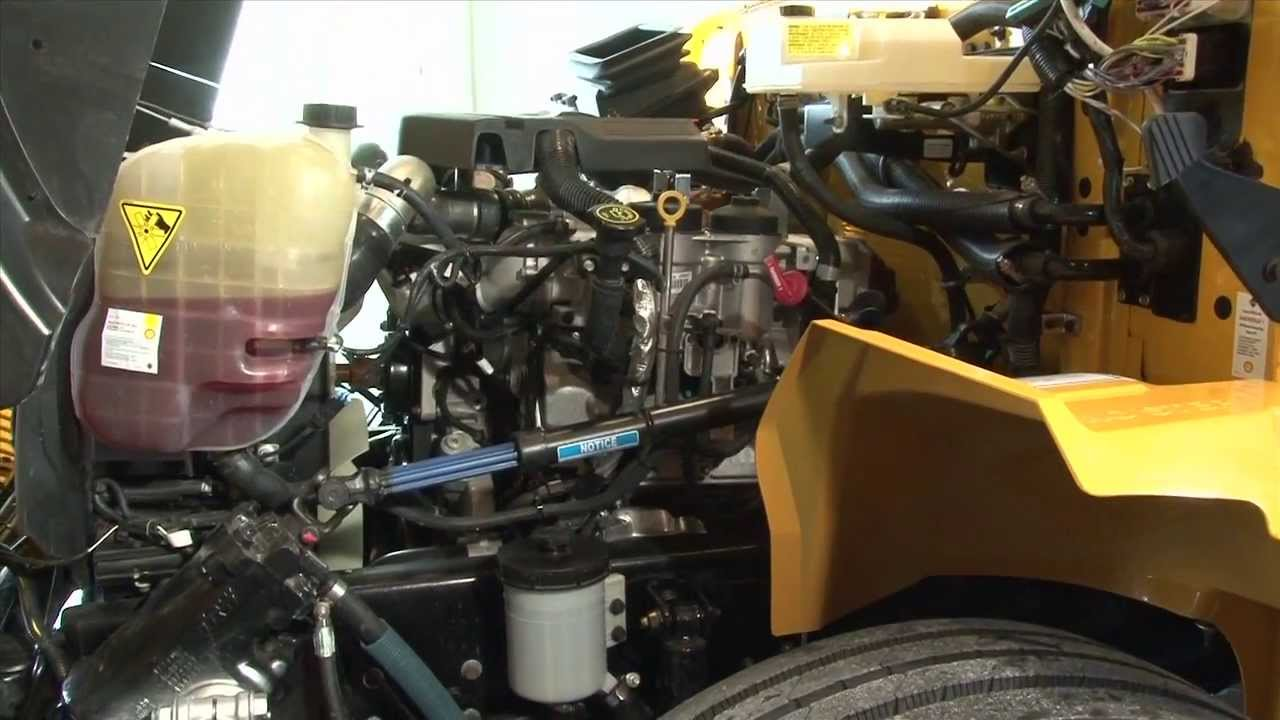 Bus Engine Compartment Diagram 2000 Volvo S80 Under The Hood: Ic Segmented Delivery Video - Youtube