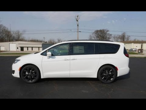 2018 chrysler pacifica limited s for sale dayton troy piqua sidney ohio 28272t youtube. Black Bedroom Furniture Sets. Home Design Ideas