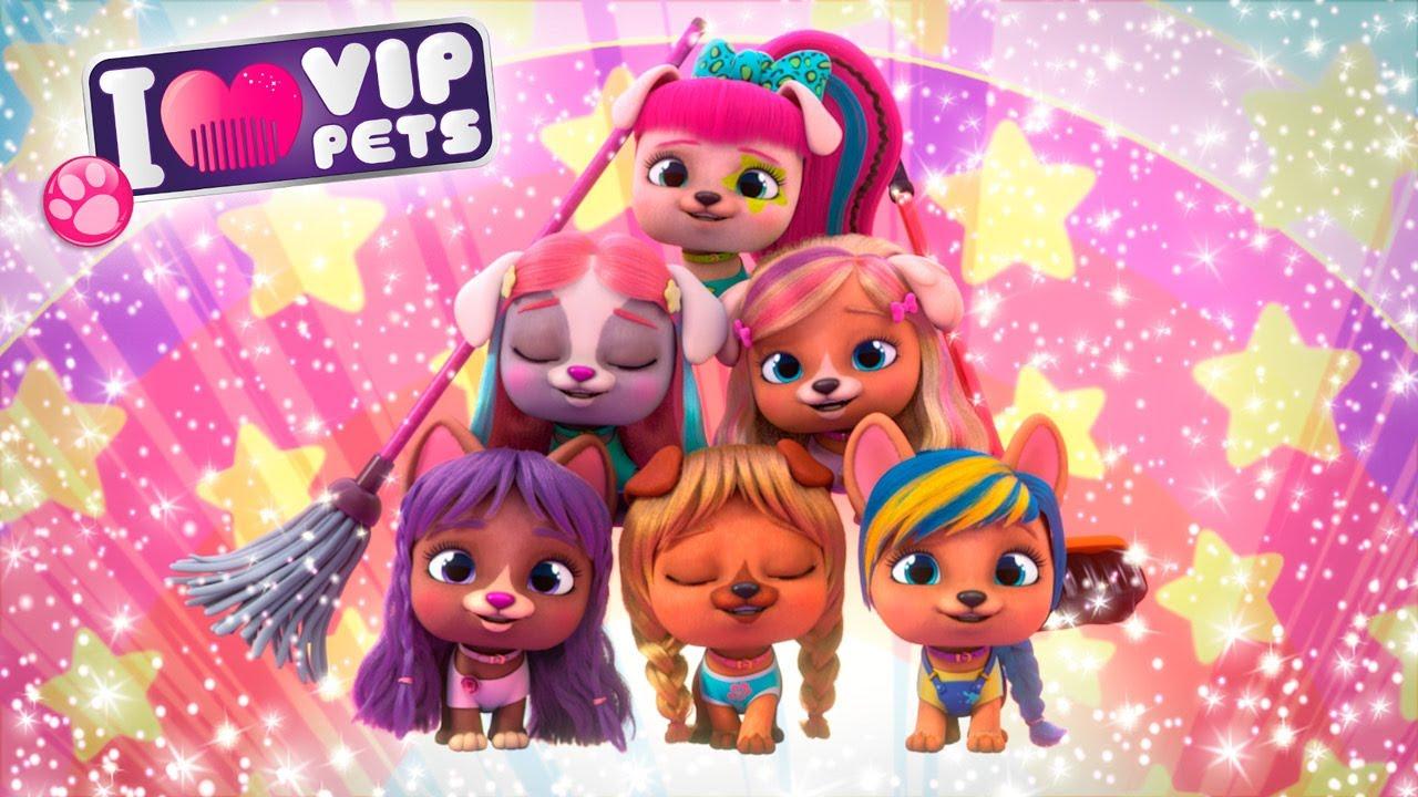🎊🎉 EL DÍA DE LA GRADUACIÓN 🎉🎊 VIP PETS 🌈 Nuevo Episodio 💕 DIBUJOS ANIMADOS para NIÑOS en ESPAÑOL