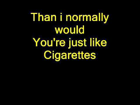 Boomarang - Cigarettes with lyrics
