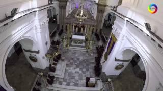 Clip conmemorativo de los 200 años de Catedral Metropolitana. Gracias a Luis Berduo Rivas. HD