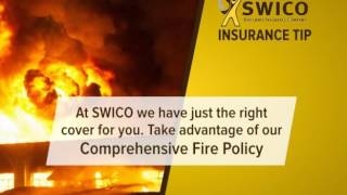 FIRE INSURANCE TIP   SWICO