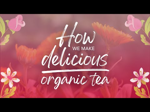 How we make delicious, organic tea | Pukka Herbs