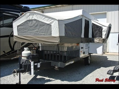 2009 Forest River Rockwood Freedom 232xr 7210c Youtube