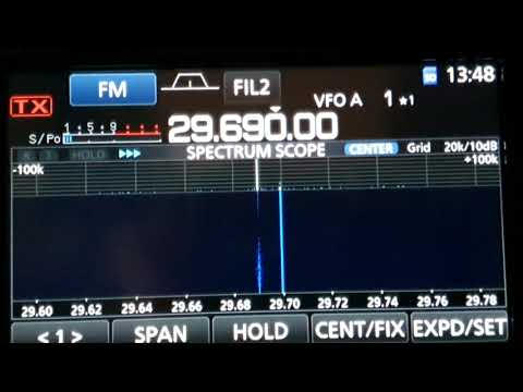 10Mt FM Repeater, Summer 2020