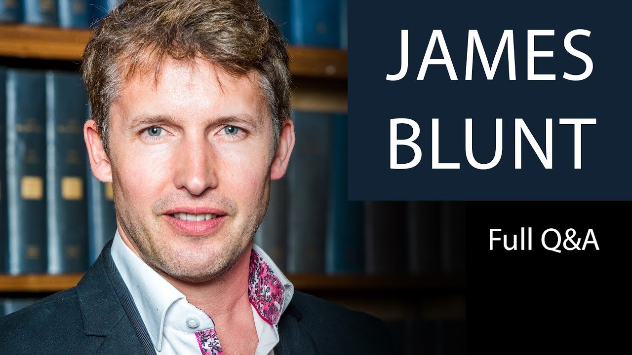 Download James Blunt | Full Q&A | Oxford Union