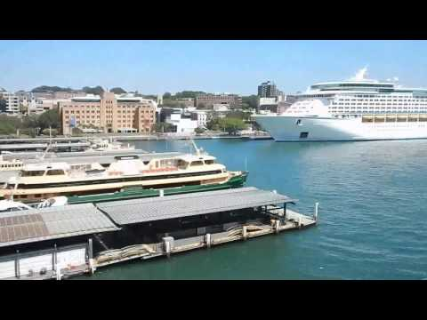 One Bedroom Harbor View Suite at Pullman Quay Grand Hotel Sydney