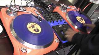 DJ Tech Sl-1300 | Juggling with DJ Grouch