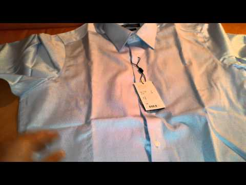 Мужская рубашка Хендерсон