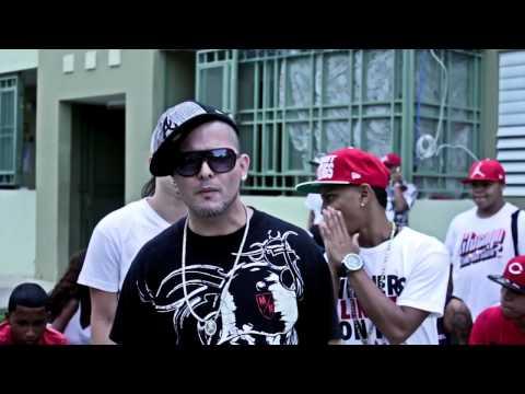 """Kas-PR """"El Phantom"""",Zykia,D'wise """"La Vida Que Escogi"""" (Official Video HD)"""