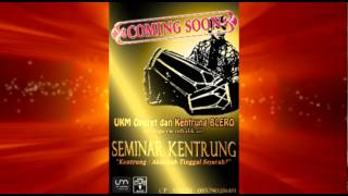 Seminar Kentrung UKM Operet & Kentrung BLERO Universitas Negeri Malang