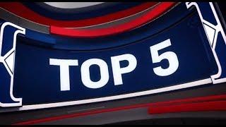 NBA Top 5 Plays of the Night | January 5, 2020