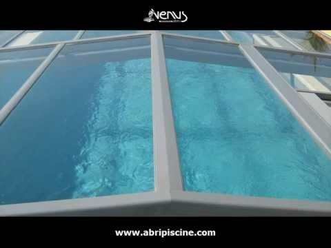 ► TOUS LES ABRIS DE PISCINES - 100% verre trempé de sécurité # Abris VENUS International