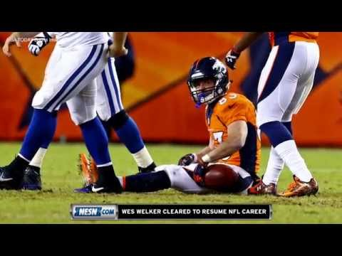 Wes Welker Cleared To Resume Career From NFL Concussion Specialist