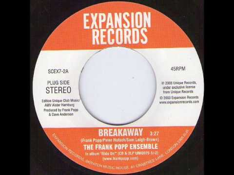 Frank Popp Ensemble -  Breakaway